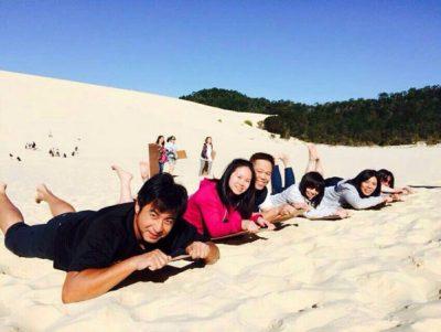 2015年度布里斯本員工旅遊