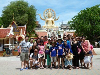 2013年泰國蘇美島員工旅遊