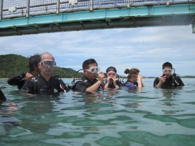 2011年關島員工旅遊