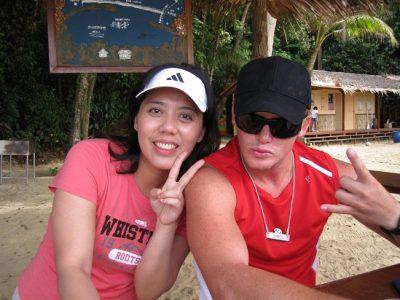 2009年度珍拉丁灣員工旅遊