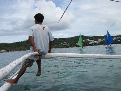 2009年長灘島員工旅遊